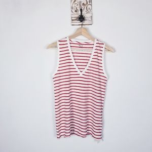 Muscle Tank Madewell New Stripe Cotton